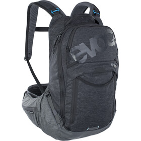 EVOC Trail Pro 16 Protector Backpack, gris